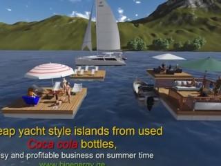 ეკო კუნძულების იდეის ახალი პრეზენტაცია