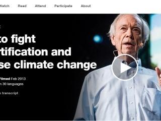 უდაბნოს გამწვანება ადვილად და კლიმატის ცვილილების შეჩერება