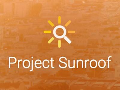 Google Sunroof მზის ენერგიის ასათვისებლად